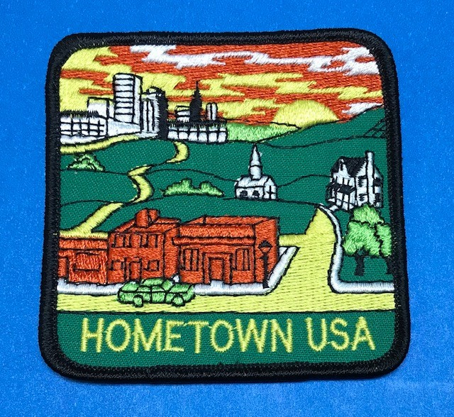 patch Hometown USA